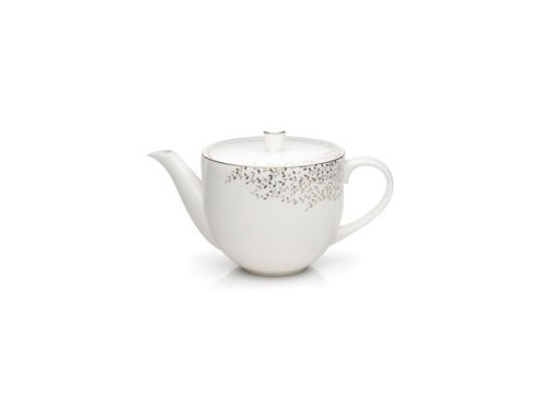 By Mikasa Shimmer Vine Tea Server