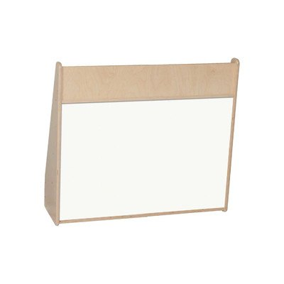 Wood Designs WD34375 Flush Markerboard Big Book Display