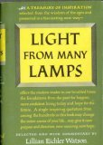Light from Many Lamps, Lillian E. Watson, 0671423002