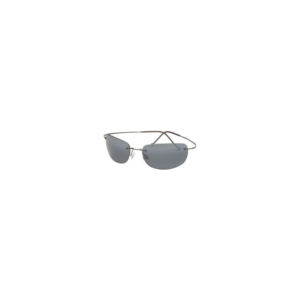 Maui Jim Kapalua Sunglasses   Titanium Polarized Gunmetal