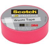 scotch-expressions-washi-tape-59-x-393-inches-neon-pink-mmmc314pnk