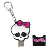 Monster High 8GB USB Flash Drive (18248-6)