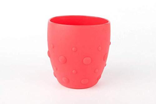 Munchie Mug Snack Cup 12 Oz Orange