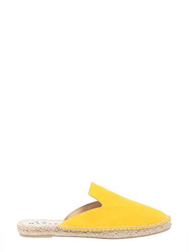 Sandali pelle Woman Manebí gialla in M02msuedeyellow EqEzAOnwB
