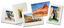 Grand Canyon - Colorado River Cards - 5 pack ()