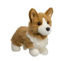 (Cuddle Toys 1713 Corgi Plush Toy)
