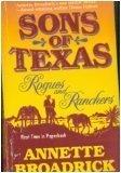 Sons of Texas, Annette Broadrick, 0373483368