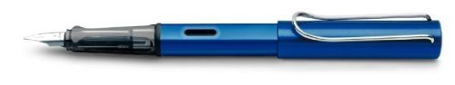 LAMY Al-Star Fountain Pen, Ocean Blue, Medium Nib (L28M)