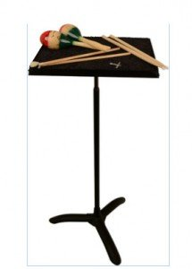 - Manhasset 2200 Percussion Trap Table Standard Base