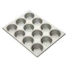 d Steel Pecan Roll Pan, 13 1/8 x 17 7/8 inch Overall Size -- 6 per case. (Pecan Roll Pan)