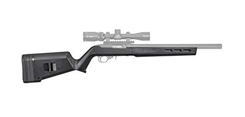 Magpul Hunter X-22 Stock for Ruger 10/22, Black (Best Ruger 10 22 Receiver)