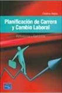 Planificacion De Carrera Y Cambio Laboral: MEJIAS CRISTINA, PRENTICE-HALL: 9789876150149: Amazon.com: Books