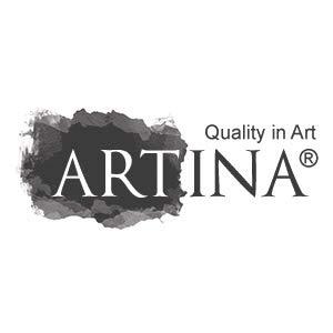 per Pittura a Olio acrilici acquerelli 30x21cm Foro per Impugnatura Artina Tavolozza XXL per miscelare Colori