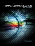 Human Communication in Action, Morgan, Eric and Armfield, Greg G., 0757589987
