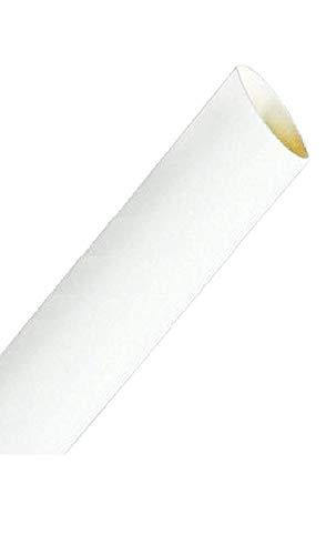 - 3M 1/16 Heat Shrink Tubing 4 ft. (White)