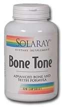 Solaray - Tone Bone, 240 capsules