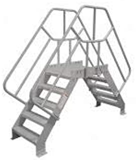 product image for Cotterman 4SCS24A3C1P3 - Crossover Bridge 4 Step Steel 74In. H.