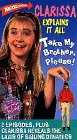 Clarissa Explains it All - Take My Brother Please [VHS]
