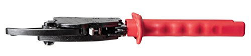Klein Tools 63711 Open Jaw Cable Cutter Red by Klein Tools