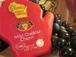 Novelty - Large Wax Cheese Wisconsin (Mild Cheddar Cheese)