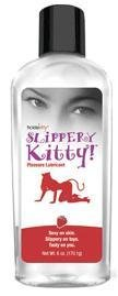 Top Rated - Slippery Kitty Lube - Strawberry Lust - 6 oz
