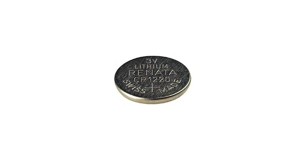 Amazon.com: COMPAQ Presario 1610 Reloj Coin Cell Battery de ...