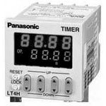 Panasonic Industrial Automation & Sensors LT4H-AC240V Timer Instrument