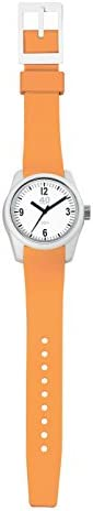 40N2.2.3L 40NINE Basic 35MM Watch in Orange