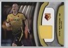 Ben Watson  Trading Card  2015 16 Topps Premier Gold   Football Fibers Relics  Ff Bw