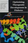 Optimizing Therapeutic Development in Diabetes, Fleming, G. Alexander and Coniff, Robert F., 1841100382
