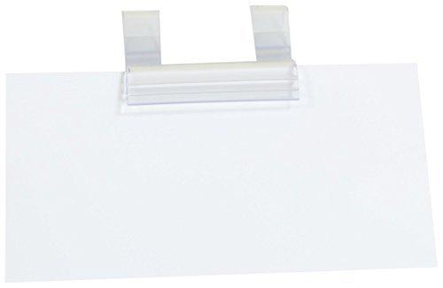 Wood Designs 718CLIP-10 Basket Label Clip, Set of -