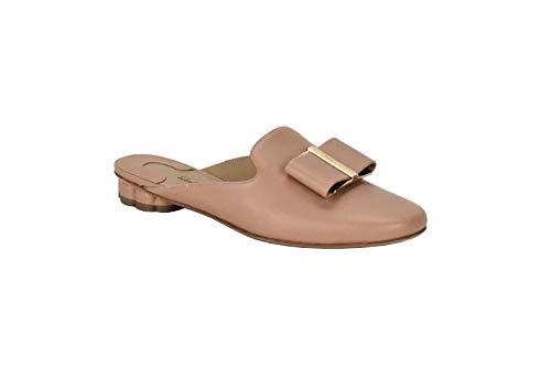 Salvatore Ferragamo Ballet Slipper Sciacca Flats Women's qPUq8x7