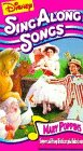 Disney Sing Along Songs - Mary Poppins - Supercalifragilisticexpialidocious [VHS]