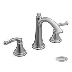 ShowHouse by Moen TS498 Savvy Widespread Faucet