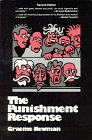 The Punishment Response, Newman, Graeme, 0911577025