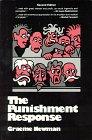 The Punishment Response, Newman, Graeme, 0911577025