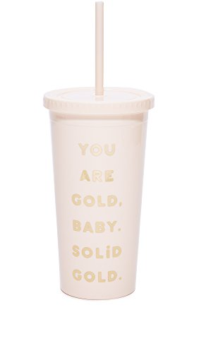 ban.do Sip with Straw You Are Gold Tumbler, - Ban You