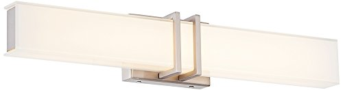 Euro Modern Sconce (Possini Euro Exeter 24