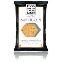 Food Should Taste Good Multigrain Tortilla Chips, 11 Ounce -- 12 per case. by Food Should Taste Good