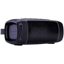Blackweb Rugged Portable Bluetooth Speaker with Built-in