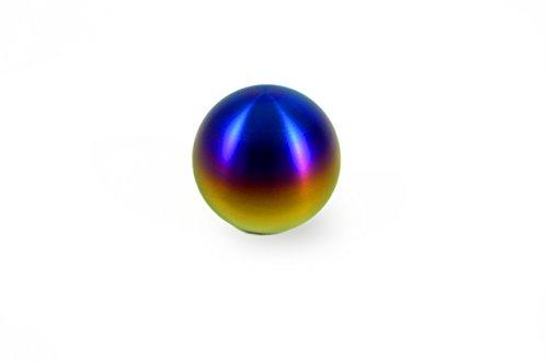 Subaru 6-speed Titanium Sphere Shift Knob - Titanium Subaru Shift Knob