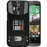 HTC One M8 case,Custom Star Wars Darth Vader Collector Black HTC One M8 cover (Htc Otterbox M8 One)