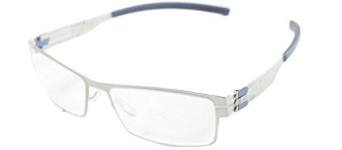 ic! Berlin XM0070 Peter C. Flex Pearl Electric Powder Blue Metal - Berlin Frames Glasses