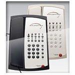 TeleMatrix 3100MWD Single Line Speakerphone 10 Button - Black 313391 10 Button Speakerphone