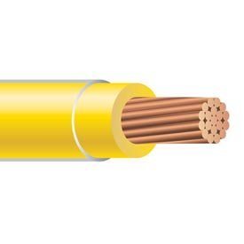 250FT 300 AWG XHHW Stranded copper Wire 600V Yellow by Nassau Electrical Supply
