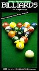 Billiards For All Ages - Take a Lesson from Willie Mosconi (Sports Teaching Video) [VHS] (Billiards Videos)