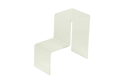 - Mini Stair Step Acrylic Display Riser (Item #18588)