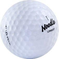 60 Mint Maxfli Noodle Used Golf Balls
