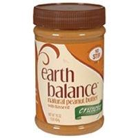 Earth Balance Crunchy Peanut Butter