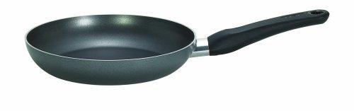 (T-fal B16708 Initiatives Nonstick Saute Pan Fry Pan Cookware, 12-Inch, Gray)